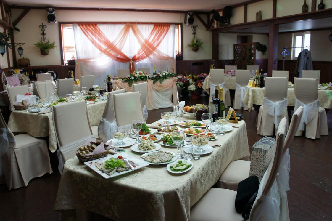 Ресторан Банкетный зал - фотография 8