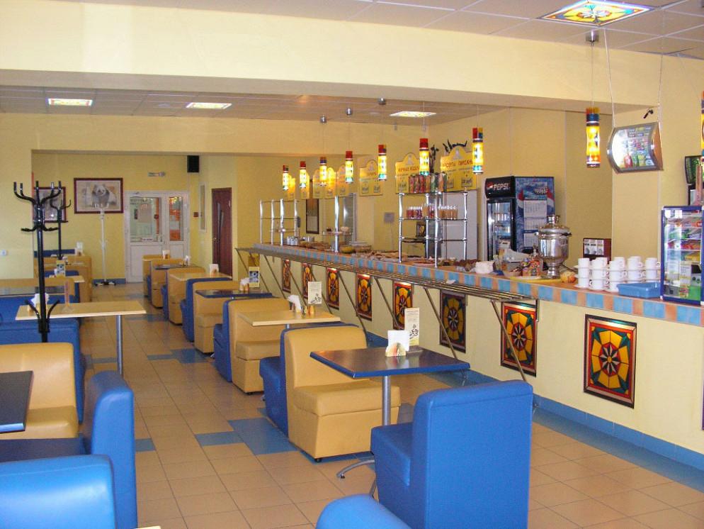 Ресторан Сытый папа - фотография 3