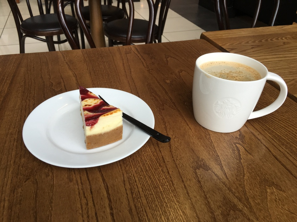 Ресторан Starbucks - фотография 6