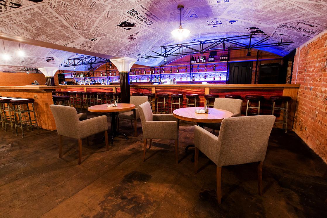 Ресторан Нью Хамовники - фотография 1