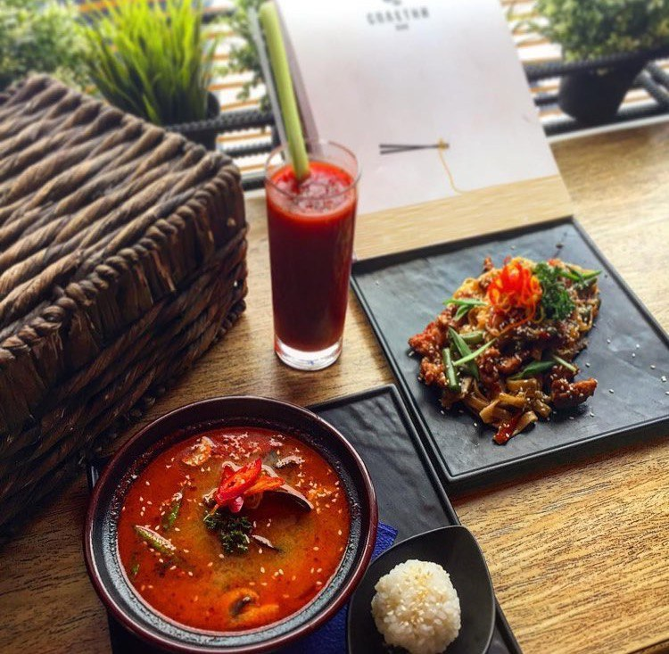 Ресторан Лапшичная - фотография 2