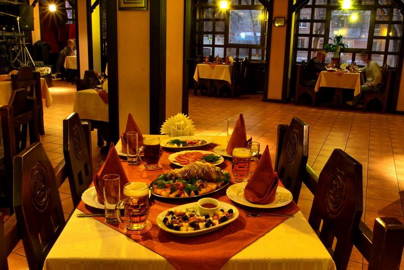 Ресторан Шансон у Вакано - фотография 4