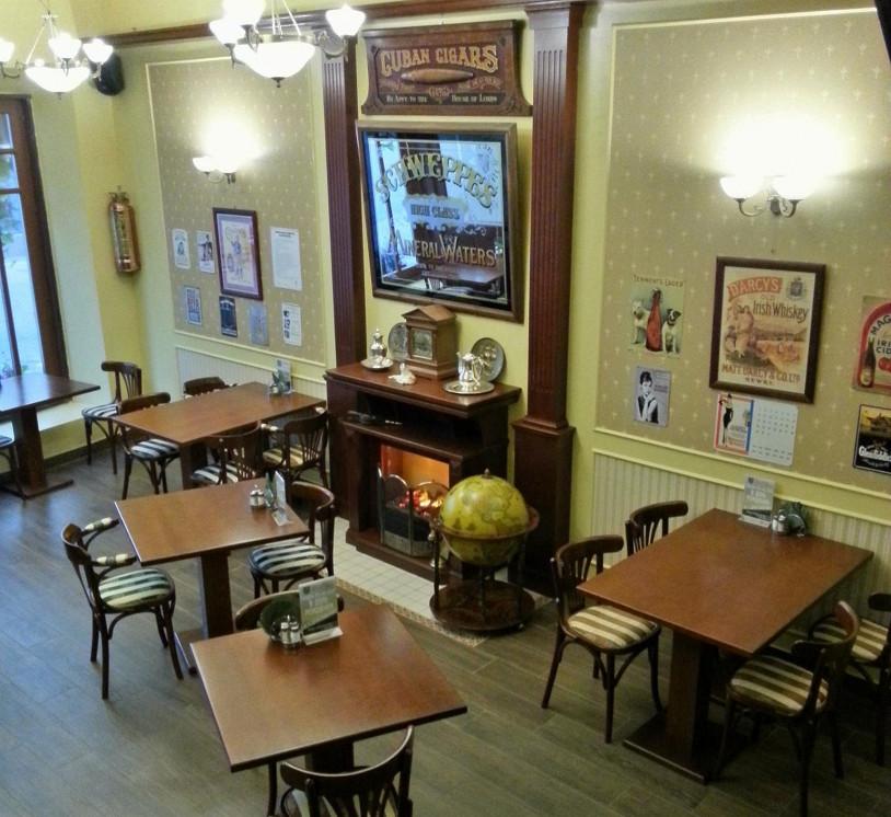 Ресторан Sean O'Neill - фотография 7 - Зал на 1-ом этаже