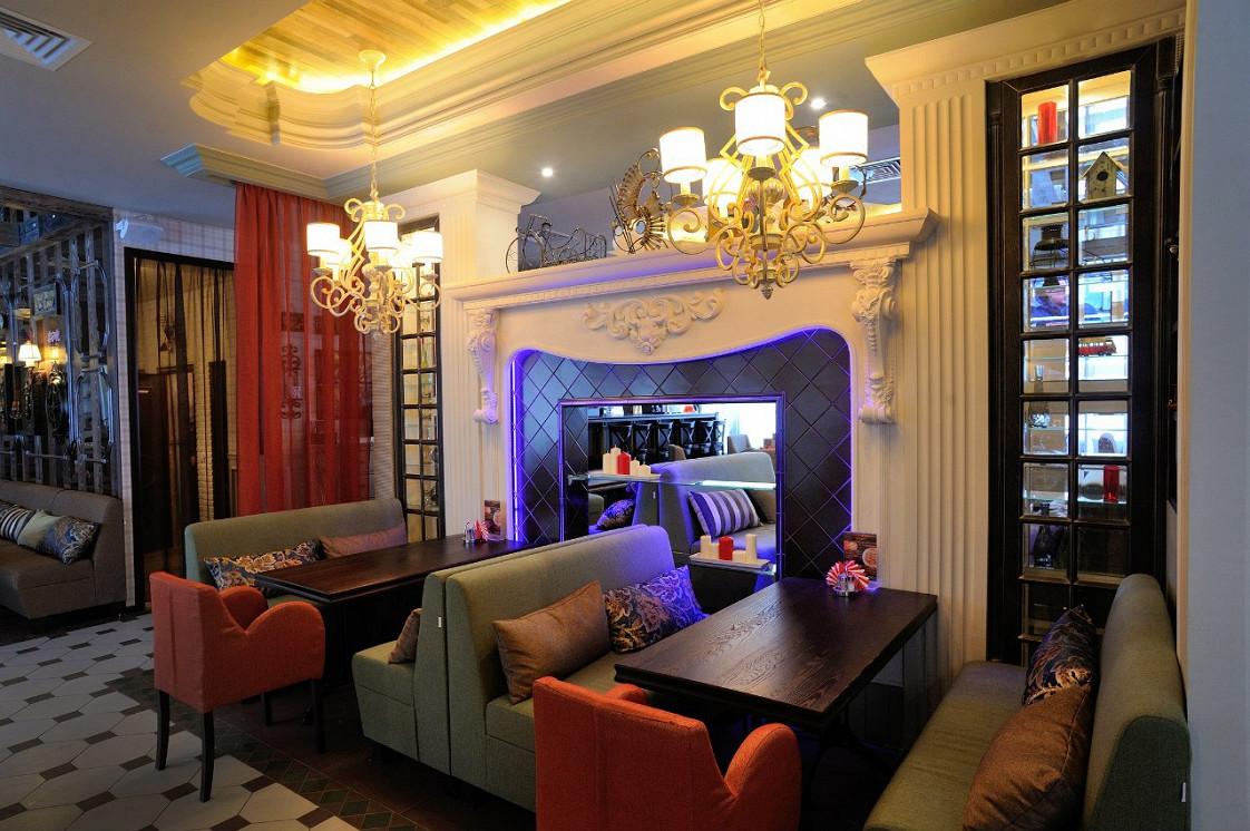 Ресторан Коттедж - фотография 12