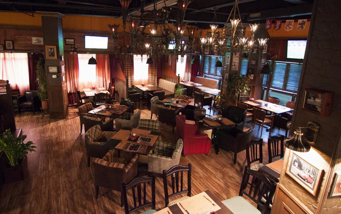 Ресторан Рыжий лис - фотография 5