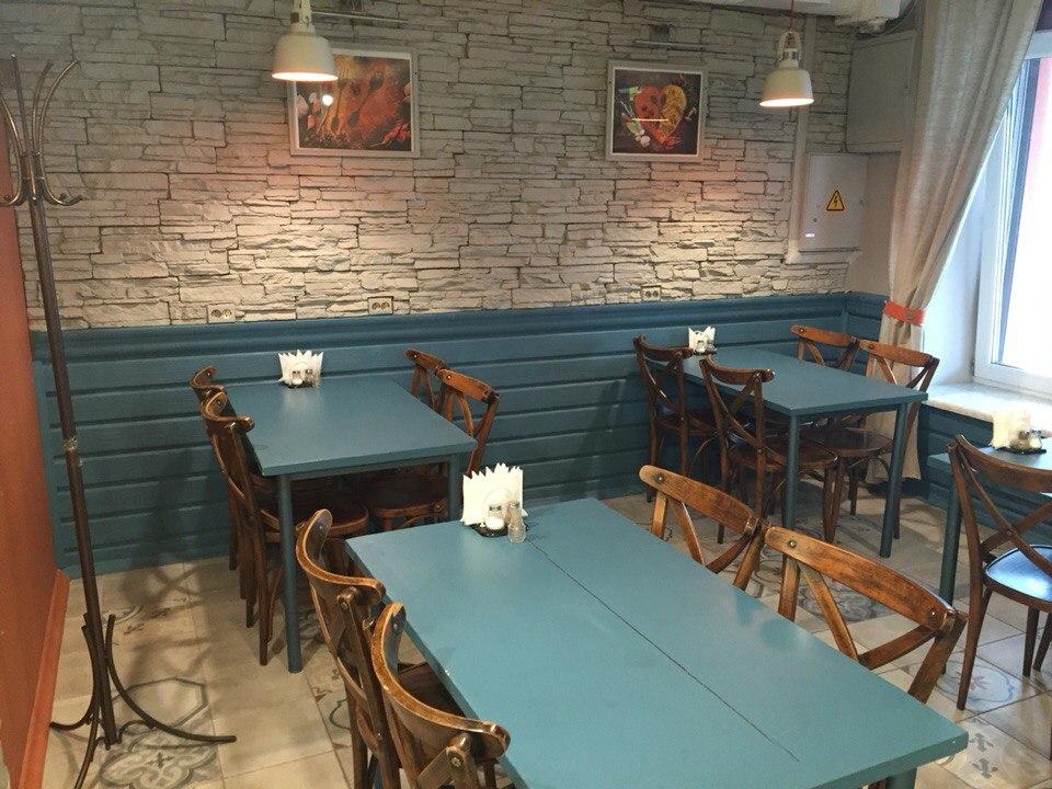 Ресторан Самобранка - фотография 1