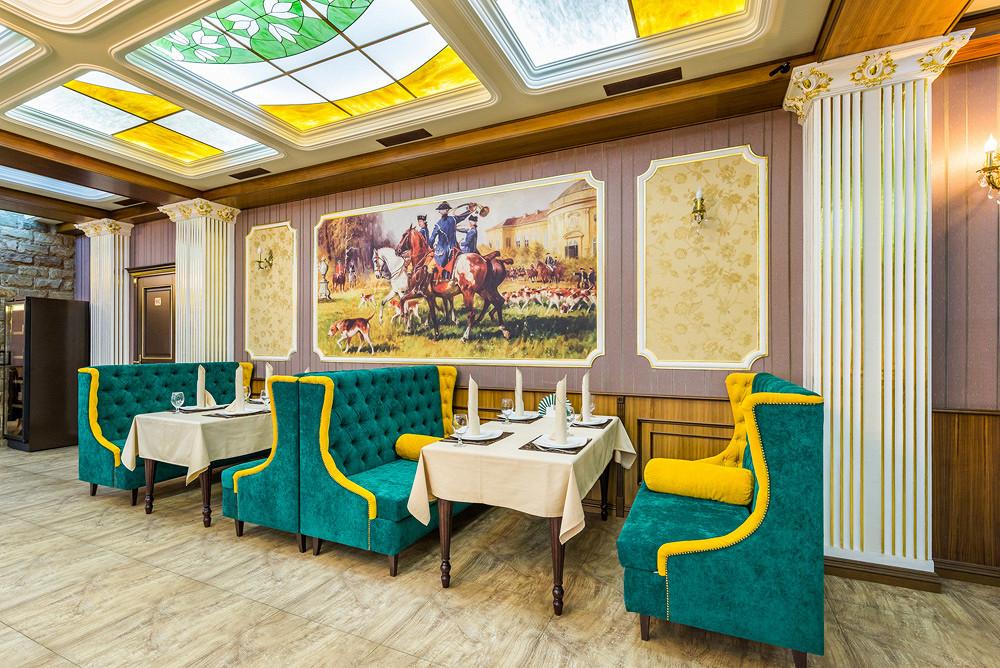 Ресторан Грин-палас - фотография 7