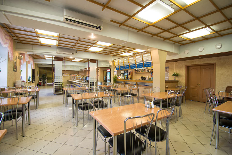 Ресторан Хлебосол - фотография 1