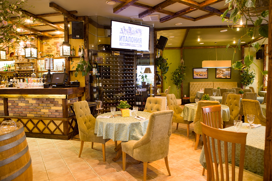 Ресторан Италония - фотография 3