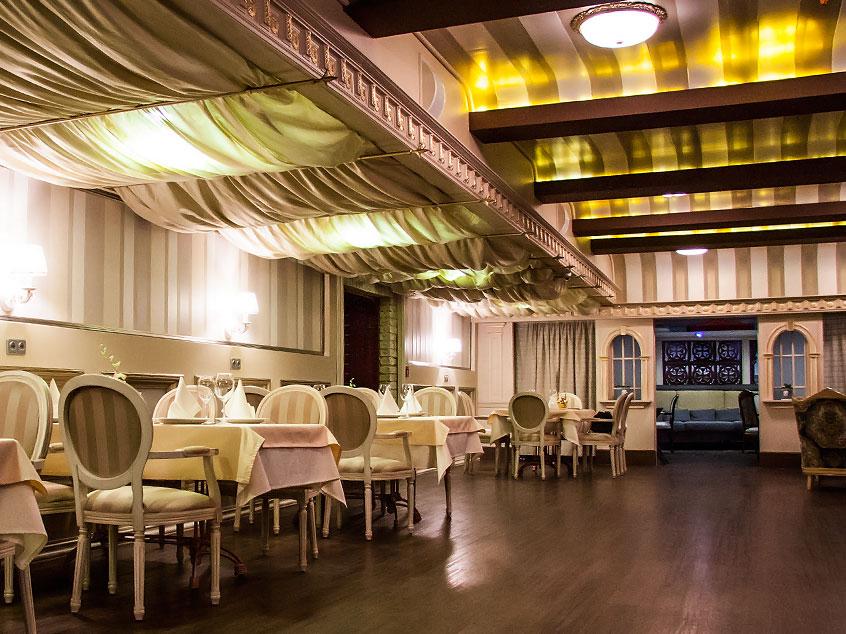 Ресторан Сербия - фотография 1