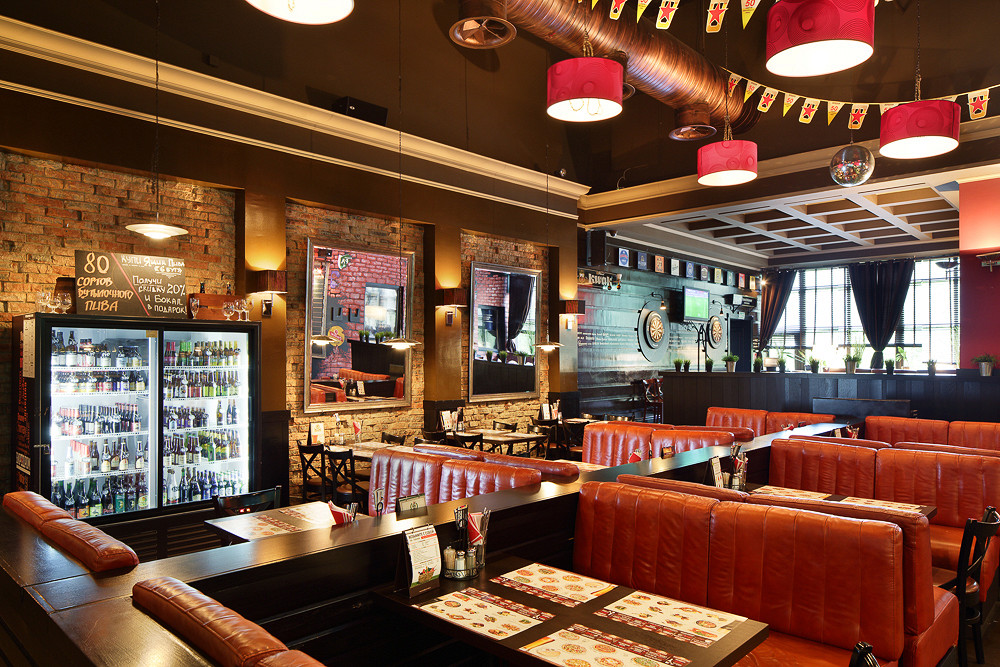 Ресторан Биродром - фотография 1