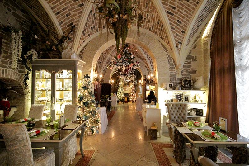 Ресторан Château de fleurs - фотография 15
