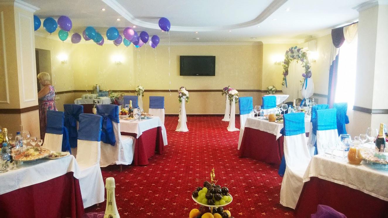 Ресторан De Luxe Hall - фотография 9