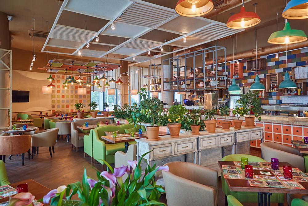 Ресторан Руккола - фотография 4