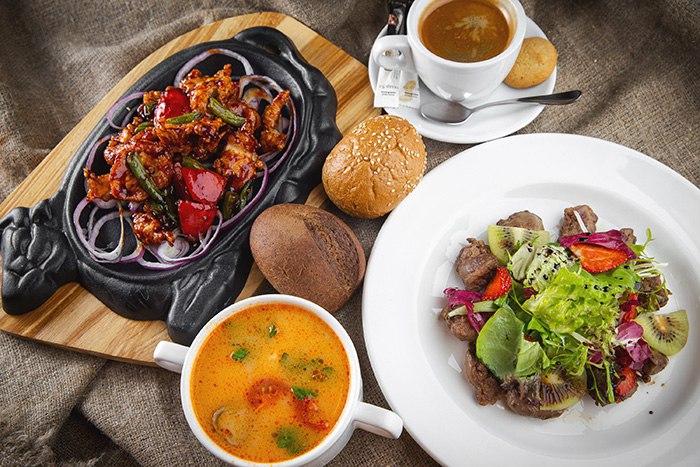 Ресторан Табаско - фотография 3