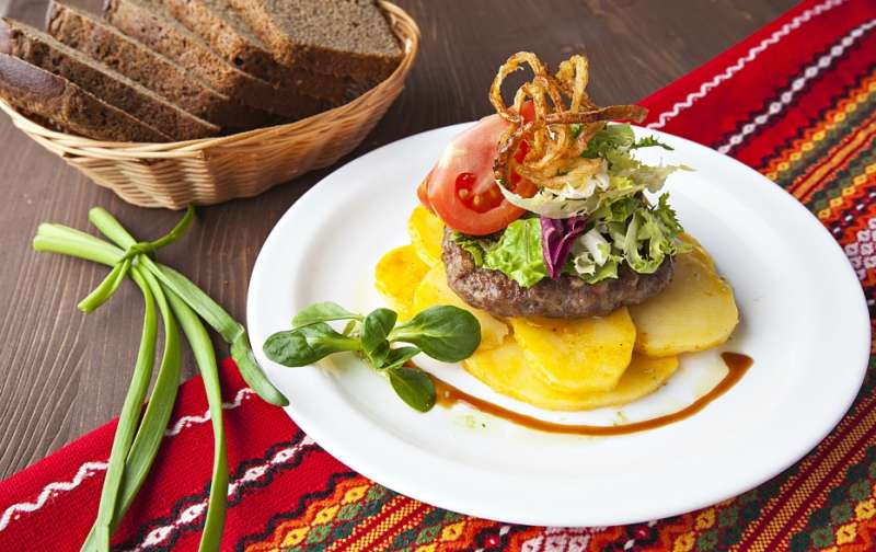 Ресторан Старый амбар - фотография 15