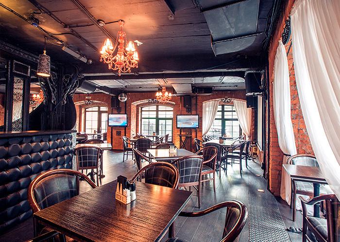 Ресторан Бумага - фотография 12