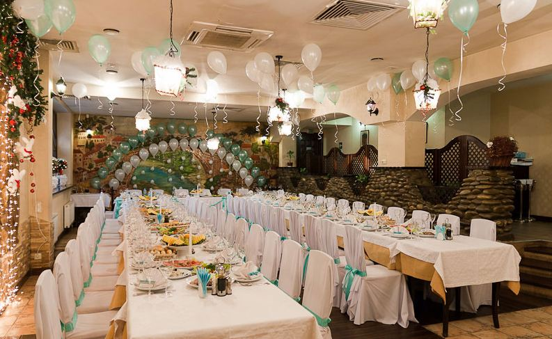 Ресторан Золотая долина - фотография 3