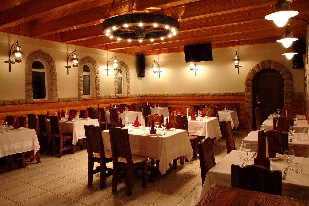 Ресторан Тихая заводь - фотография 3