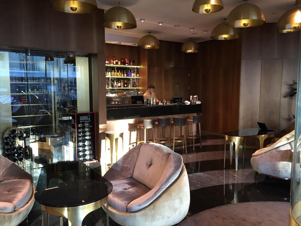 Ресторан Champagne Bar - фотография 3
