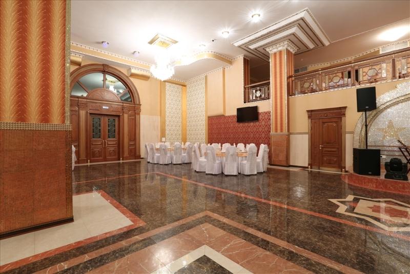 """Ресторан Стамбул - фотография 4 - Зал """"Императорский"""""""