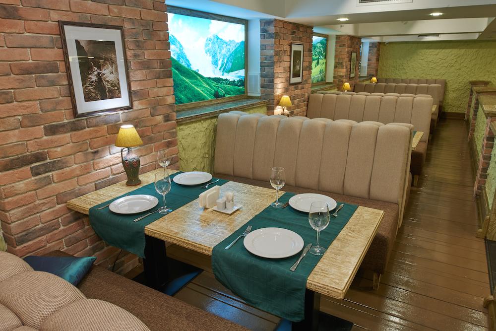 Ресторан Колхида - фотография 1