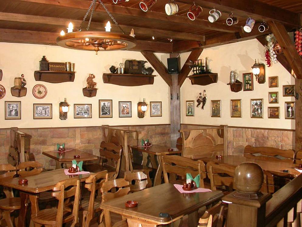 Ресторан Бочка - фотография 15