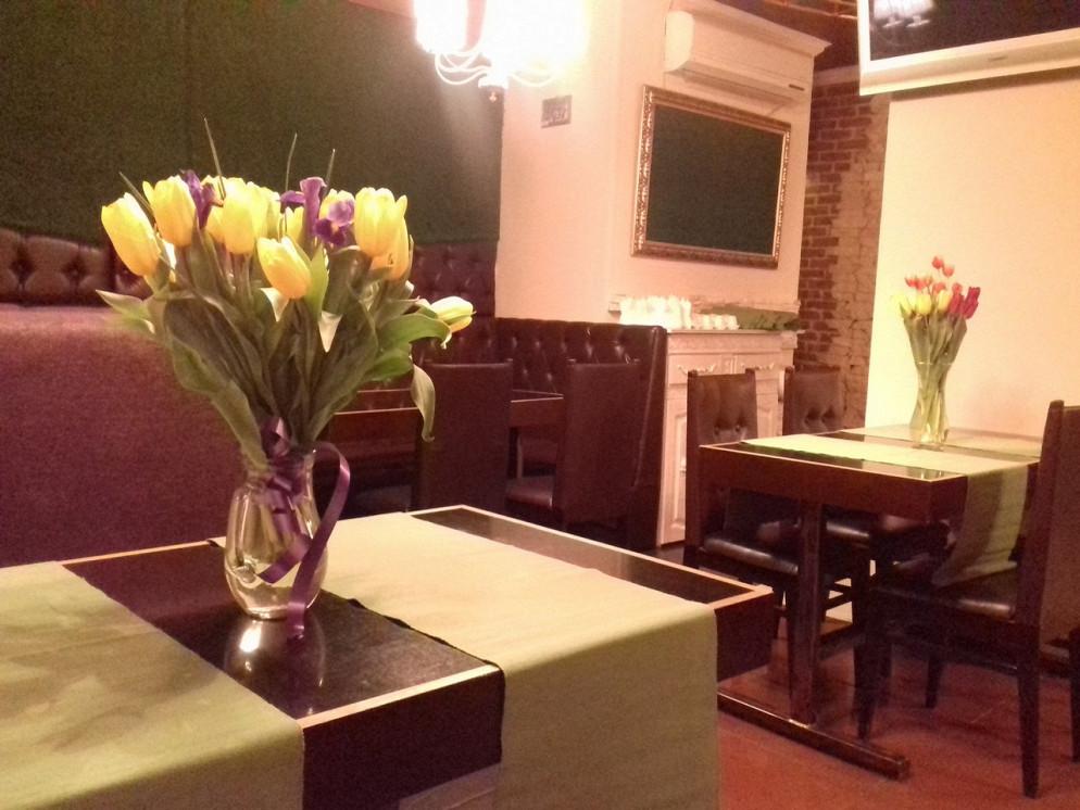 Ресторан Oblaka Lil - фотография 2