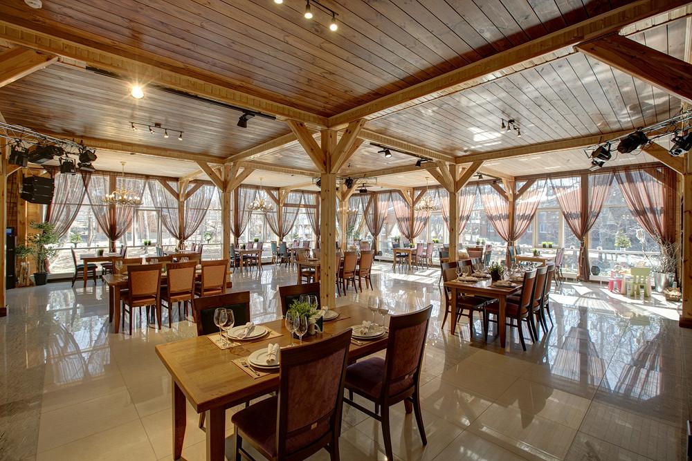 Ресторан Тайга - фотография 1