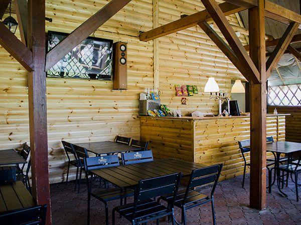 Ресторан Олимп - фотография 11