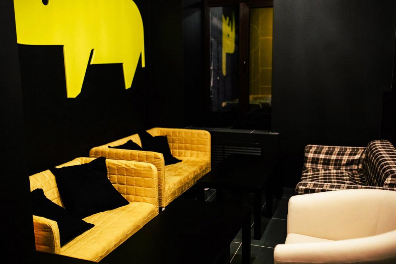 Ресторан Желтый носорог - фотография 12