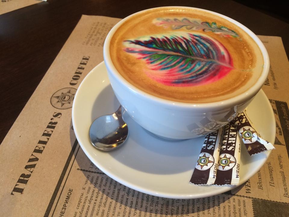 Ресторан Traveler's Coffee - фотография 4