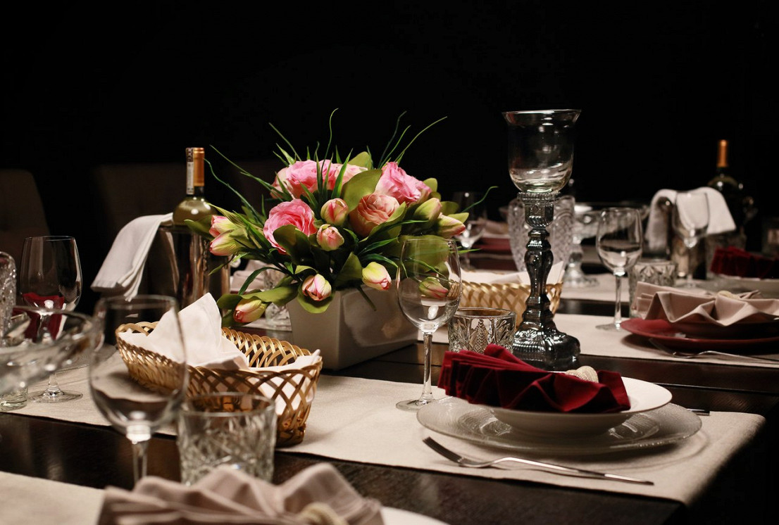 Ресторан Lounge Hall - фотография 7