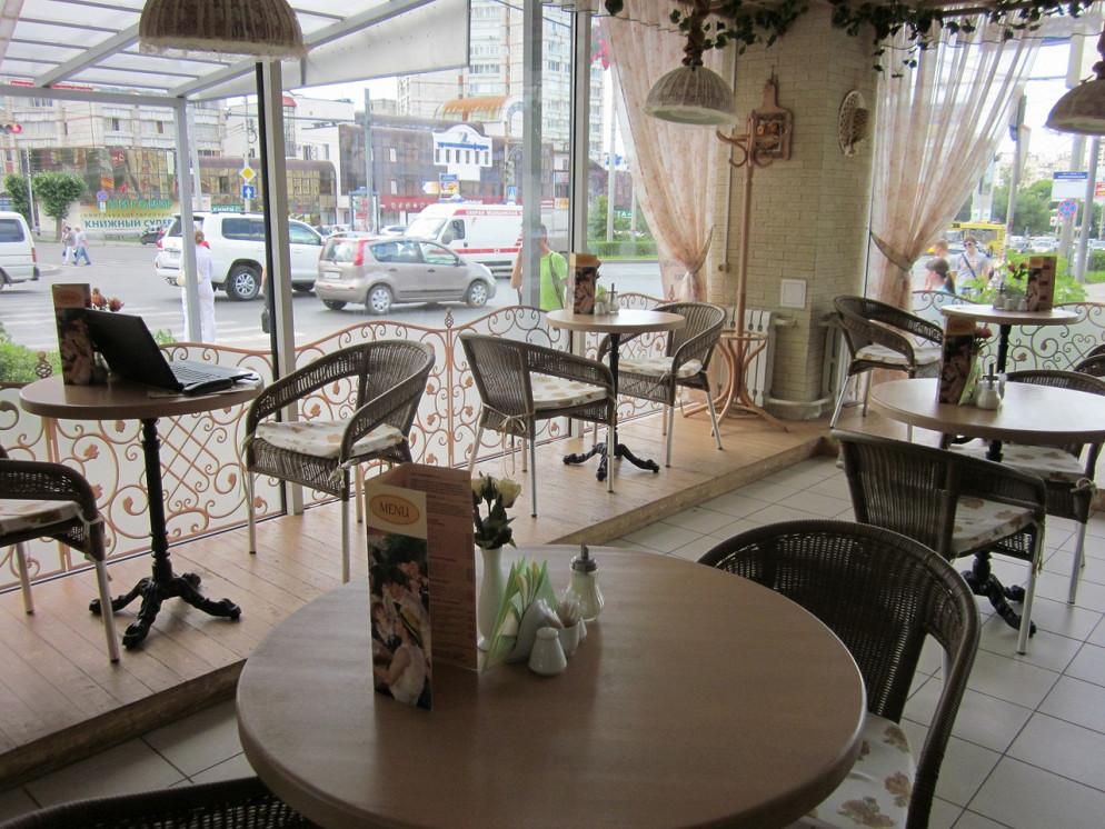 Ресторан Круассан Пари-Париж - фотография 1