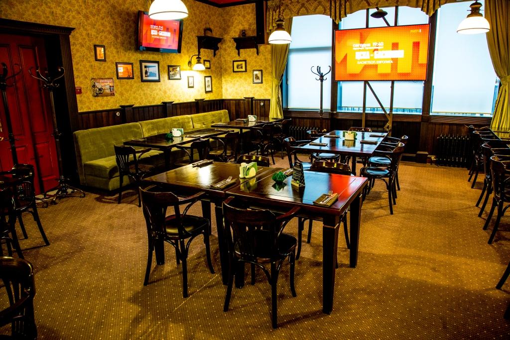 Ресторан Patrik Pub - фотография 1 - Зал 2