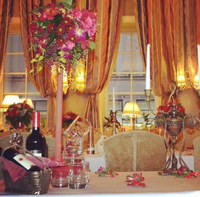 Ресторан Villa Rosa - фотография 1