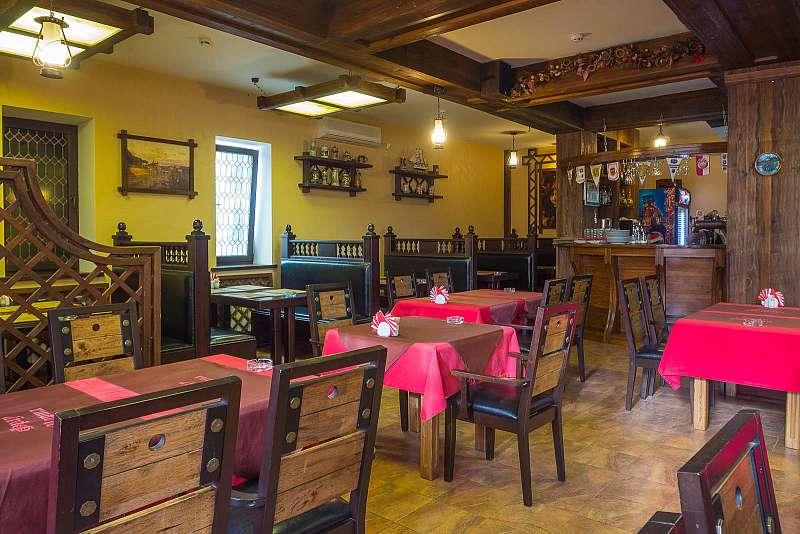 Ресторан Фрау Марта - фотография 22