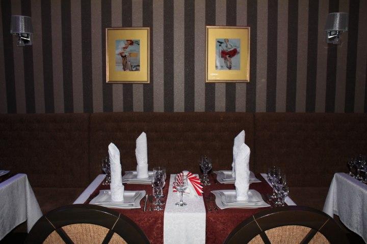 Ресторан Чаплин  - фотография 4