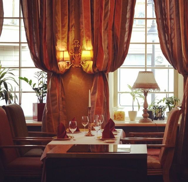 Ресторан Villa Rosa - фотография 2