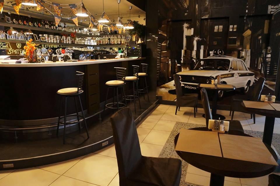 Ресторан Детектив - фотография 1