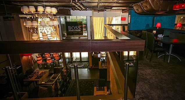 Ресторан Boss Bar - фотография 2