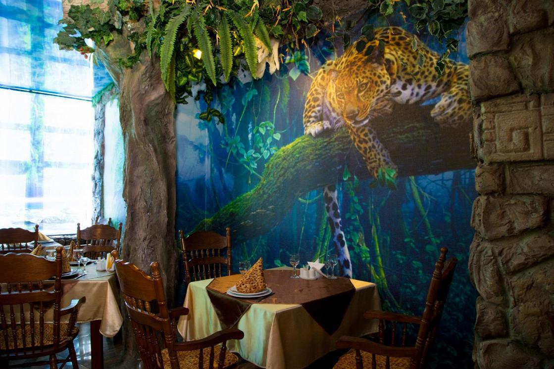 Ресторан Амазонка - фотография 1