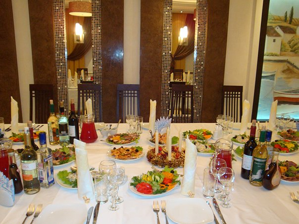Ресторан Идиллия - фотография 3