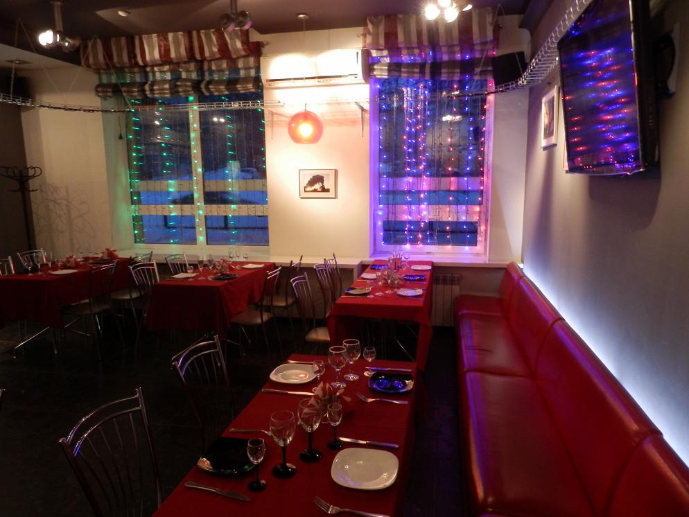 Ресторан Паровоз - фотография 3