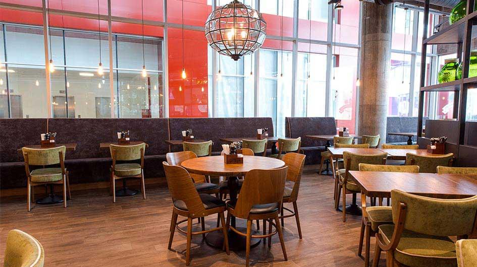 Ресторан Fornetto - фотография 2