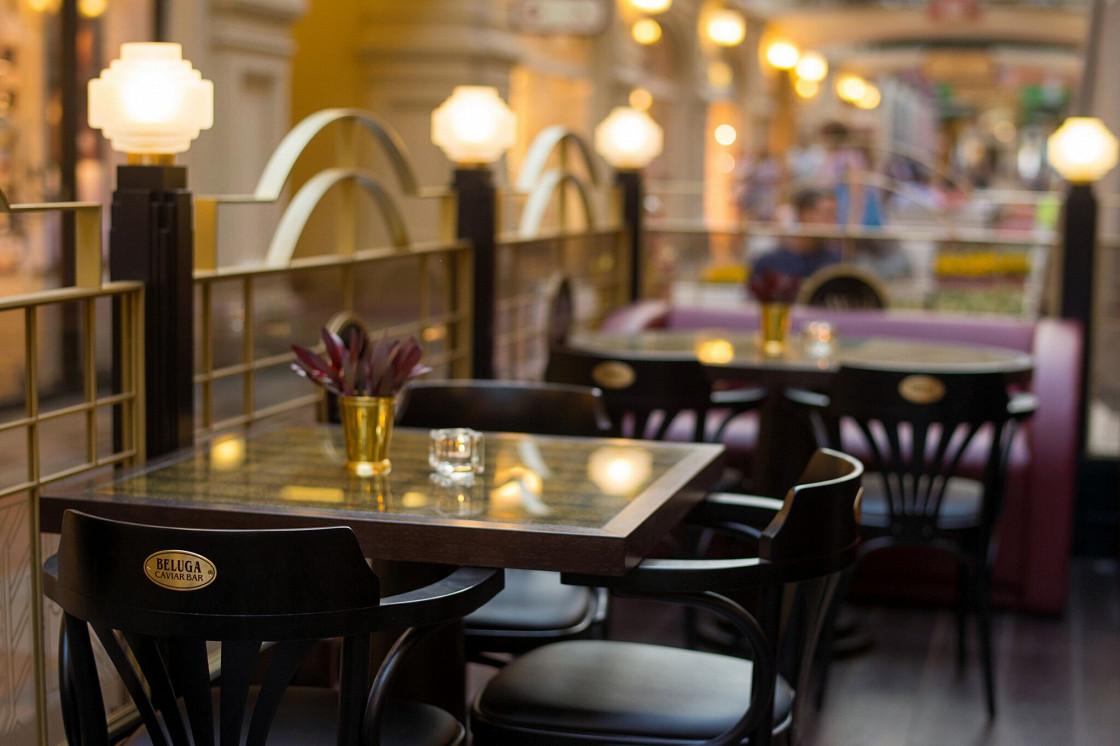 Ресторан Beluga Caviar Bar - фотография 3