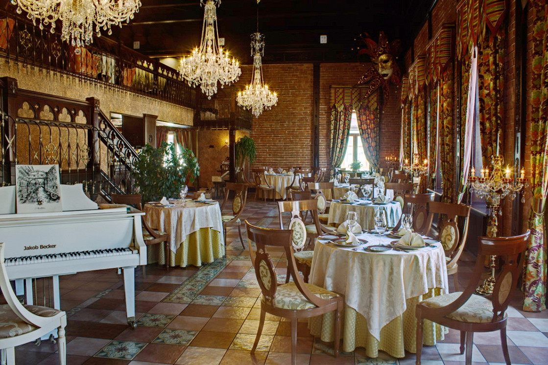 Ресторан Арлекино - фотография 6