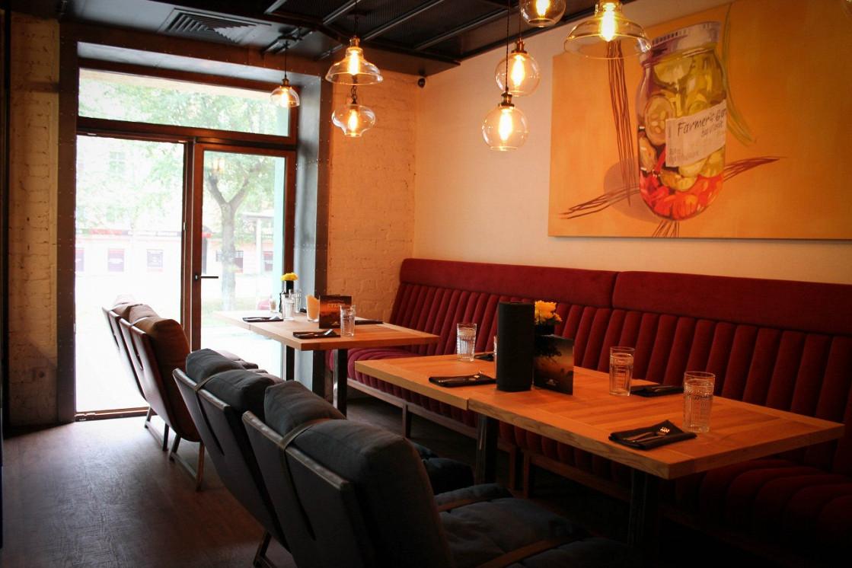 Ресторан Угли - фотография 8
