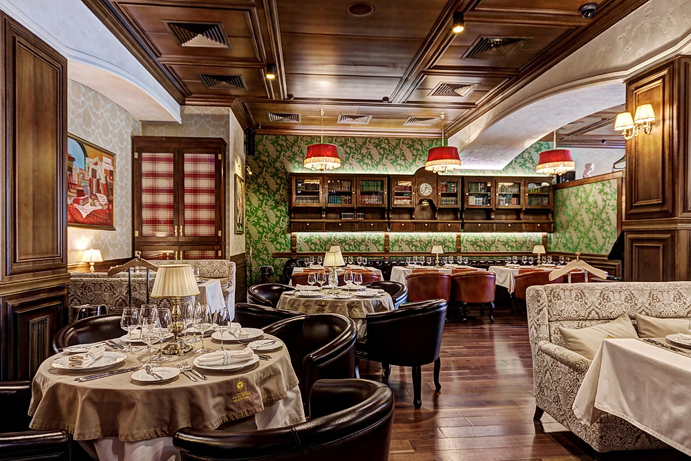 Ресторан Sabor de la vida de Patrick - фотография 29