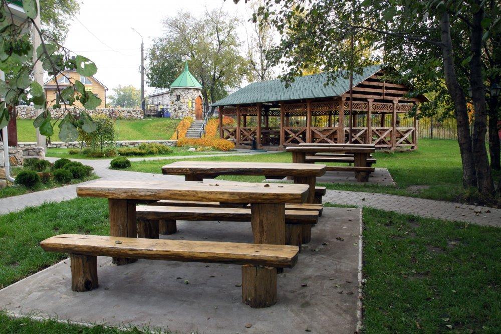 Ресторан Тихая заводь - фотография 4